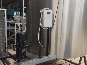 Süt soğutma tankı