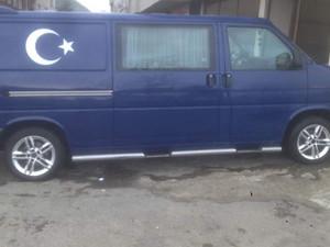 2002 yil Volkswagen Transporter 2.5 TDI City Van Sportline