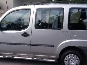 Camlı Van Fiat Doblo 1.9 JTD