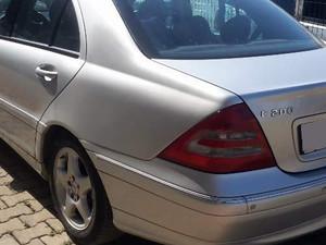 sorunsuz Mercedes Benz C 200 Komp. Avantgarde