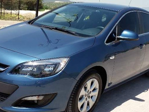 Opel Astra 1.6 Edition Plus Mavi