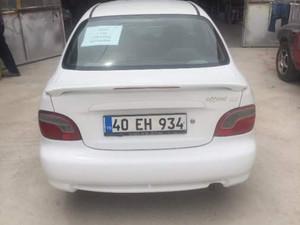1998 17250 TL Hyundai Accent 1.5 GLS