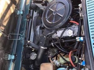 1995 modeli Tofaş Kartal SLX
