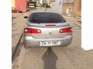 Temiz Renault Laguna 1.6 Privilege