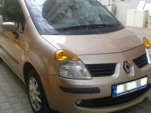 2005 modeli Renault Modus 1.4 Dynamique