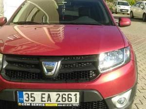 Dacia Sandero 1.5 dCi Stepway 39000 TL