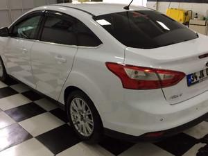 2012 model Ford Focus 1.6 TiVCT Titanium