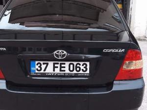 2. sahibinden Toyota Corolla 1.6 Special