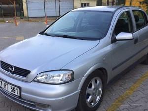 2001 model Opel Astra 1.6 Elegance