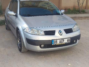 Renault Megane 1.5 dCi Sport Edition Gri