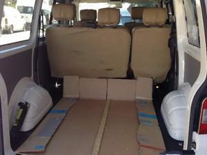 Sahibinden 2012 model Volkswagen Transporter 2.0 TDI City Van