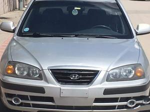 Hyundai Elantra 1.6 GLS Gri