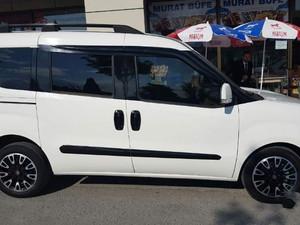 Düz Vites Fiat Doblo Combi 1.6 Multijet Premio