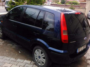 Ford Fusion 1.6 Lux 127500 km