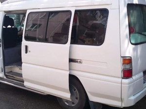 1. sahibinden Mitsubishi Temsa L 300 L 300 Camlı Van