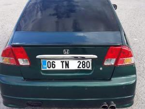 2002 yil Honda Civic 1.6 VTEC LS