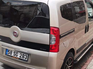 Sahibinden 2012 model Fiat Fiorino 1.3 Multijet Combi Emotion