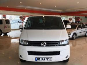 2014 model Volkswagen Transporter 2.0 TDI Camlı Van