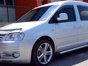 2008 yil Volkswagen Caddy 1.9 TDI Kombi