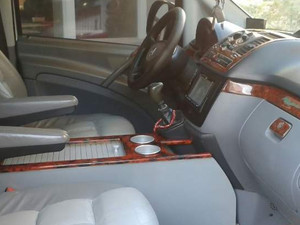 2007 model Mercedes Benz Vito 111 CDI