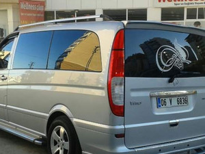2007 model Mercedes Benz Vito 111 CDI