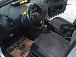 Citroën C4 1.6 HDi SX Gri