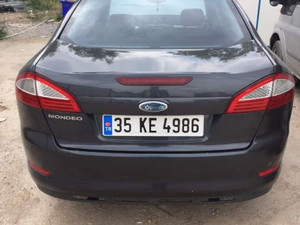 2008 model Ford Mondeo 1.6 Titanium
