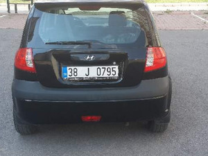 ikinciel Hyundai Getz 1.4 DOHC