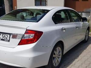 Otomatik Vites Honda Civic 1.6 Premium