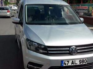 Düz Vites Volkswagen Caddy 1.6 TDI Trendline
