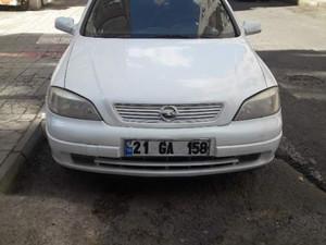 2003 model Opel Astra 1.4 Club