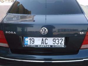 Denizli Merkezefendi Yenişafak Mah. Volkswagen Bora 1.6 Pasific