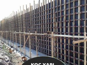 inşaat kalıp ve çatı ustası