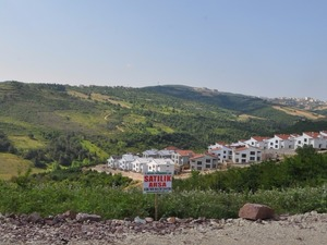 Kabaoğlu arsa 238 m²