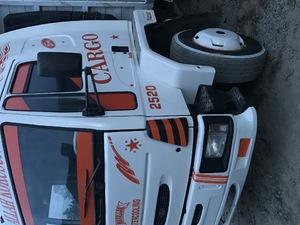 adanada parçalamaya borçlu kazalı pert kamyon kamyonet çekici alınır