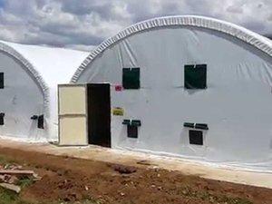 mantar üretim tesisleri için kiralık arsa