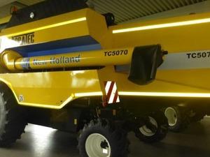 New Holland TC 5070 2014Model eski kasa, 2.EL Almanyadan, 11 günde teslim, 5sene garanti, 6sene 6vade 0%faizsiz satis