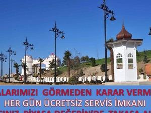Emlak ofisi arsa Fatih Silivri Mah. fiyatlari