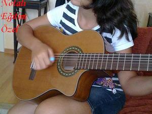 35 yıllık bilgi ve tecrübe ile gitar dersi---san-nota--akor