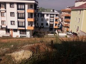 Sancaktepe arsa 975 m²