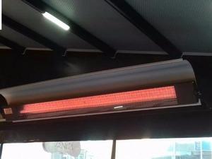 Restaurant ısıtma sistemleri