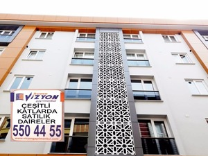 Satılık 130 m² daire fiyatları