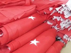fason bayrak dikimi imalatı