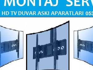 bağlarbaşı  tv montaj servisi