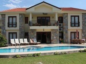 kiralık villa Şehit Mehmet Mah. 900 TL