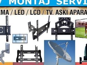 mimarsinan tv anten montaj servis