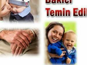 Profesyonel Hasta, Çocuk, Yatılı Bakıcılar ve Yardımcı