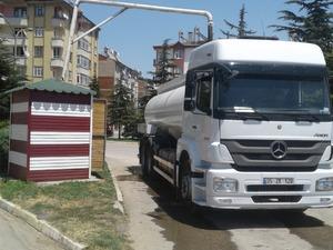 Arazöz Su tankeri Elazığ kiralık satlık