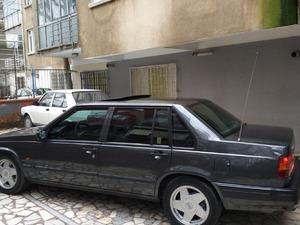 90'lı yılların konsolosluk ve makam aracı volvo 940 turbo