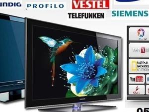 lcd tv anten servisi